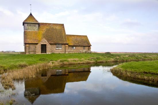 Romney Marsh: St Thomas à Becket Church