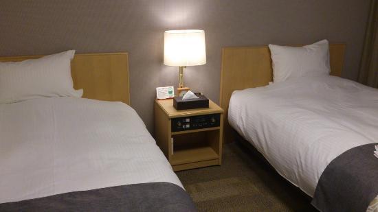 Richmond Hotel Hamamatsu : 客室