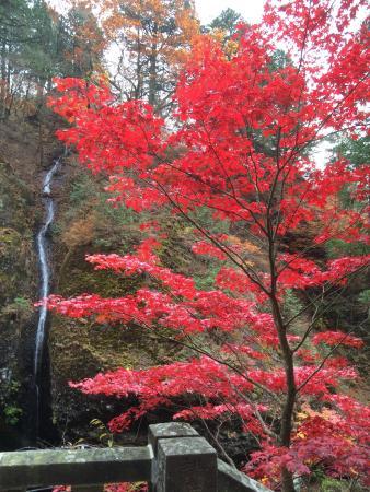 Takasaki, Japan: 瓶子の滝(みすずのたき)