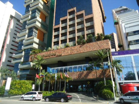 Hotel Gran Marquise Fachada