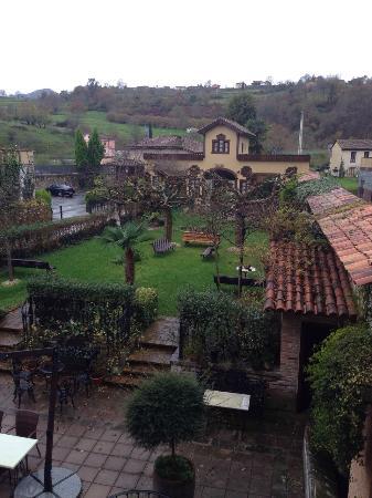 La Pontiga .: Jardin