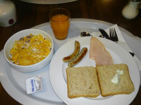 Hostel Köln: La mia colazione