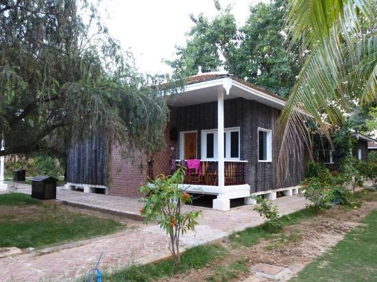 Kaytumadi Dynasty Hotel : Unser Bungalow