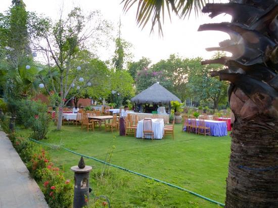 Kaytumadi Dynasty Hotel : Für Frühstück und Abendesse