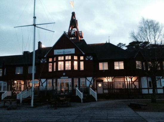 The Sandhamn Yacht Hotel: Seglarhotellet