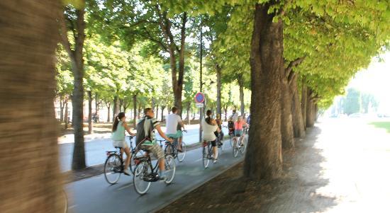 Paris, Frankrig: Fietsen in Parijs - Langs de Seine
