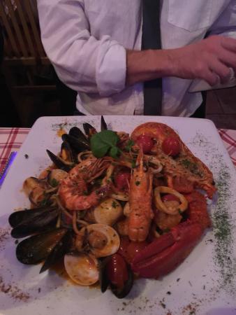 Nonna Rosa: Seafood Heaven !