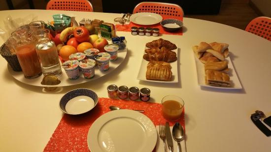 B&B Quartopiano: Breakfast