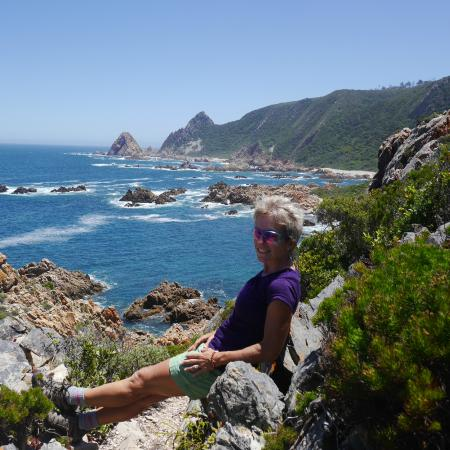 Point Lodge on the Water's Edge, Knysna Lagoon: Kranshoek hike