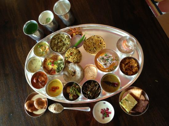 royal rajasthan cuisine on silver plates reviews photos kesariya tripadvisor