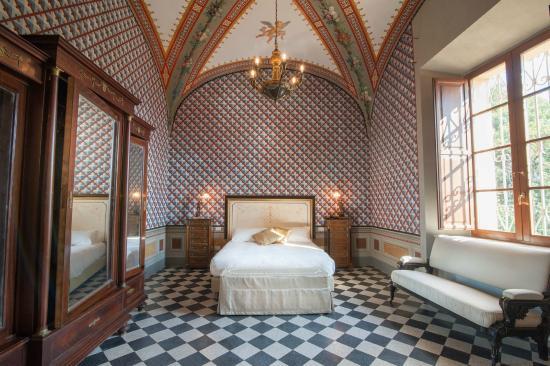 Castello delle Serre: Suite