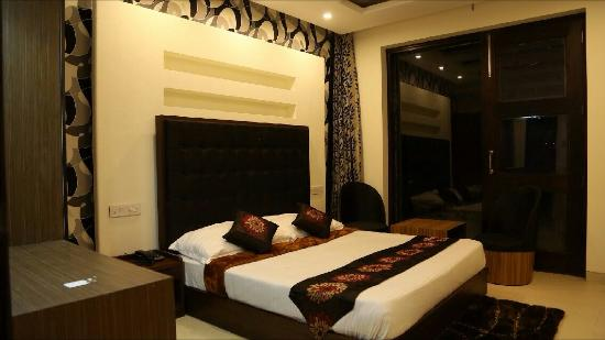 Dharampur, India: Super deluxe room