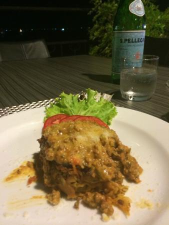 Restaurant L'Italiano: Lasagna