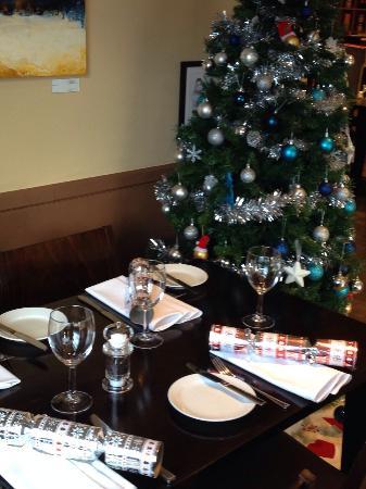 Roydon, UK: Merry Christmas