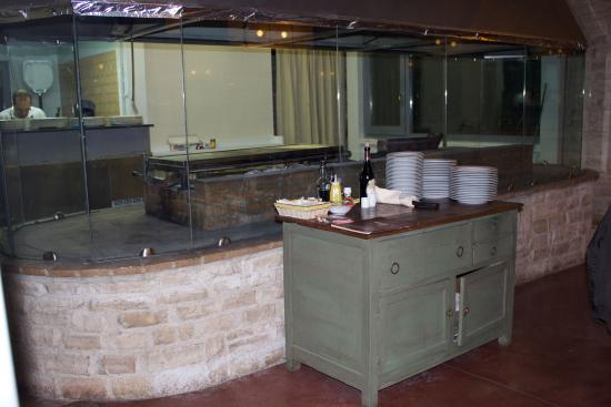 Locanda Pater Montium: Braceria e forno a legna