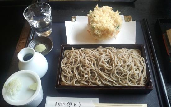 Homemade Soba Ito