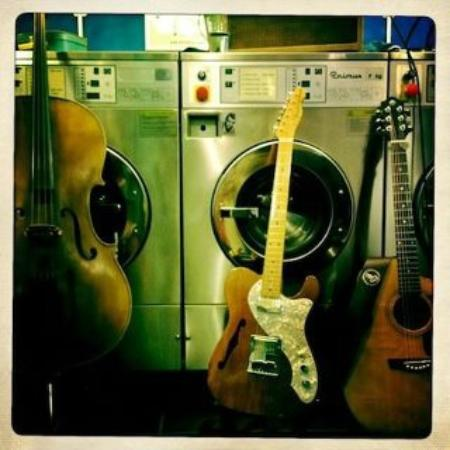 Old Cinema Launderette: Ready for a Launderette Session