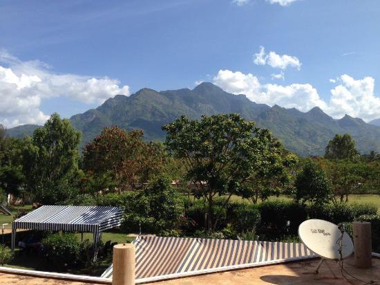 Arc Hotel : Uluguru山