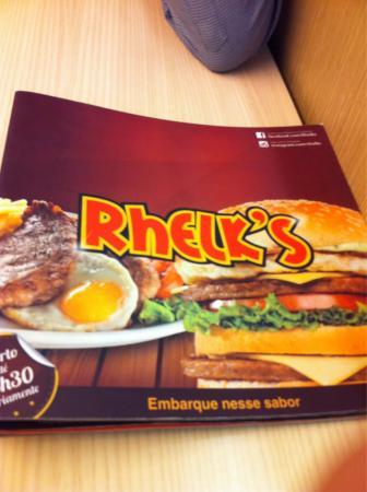 Rhelk's Fast Food