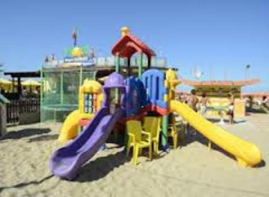 Hotel Garden: spiaggia