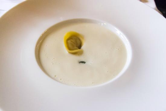 Restaurant At Rushton Hall Hotel: Soup