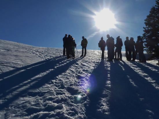 Schneeschuh Akademie