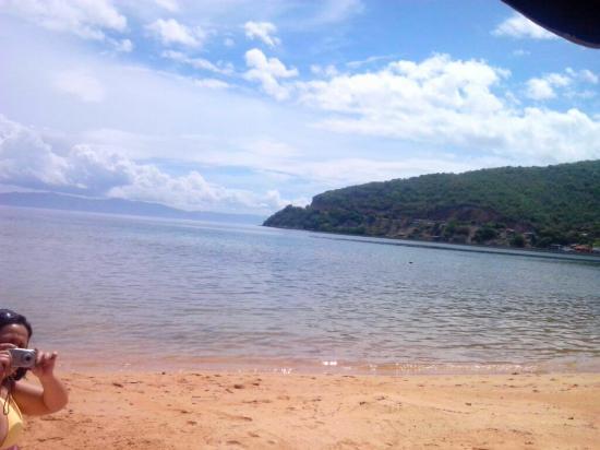 Cumana, Βενεζουέλα: vista izquierda de playa QUETEPE