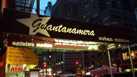Guantanamera Restaurant New York