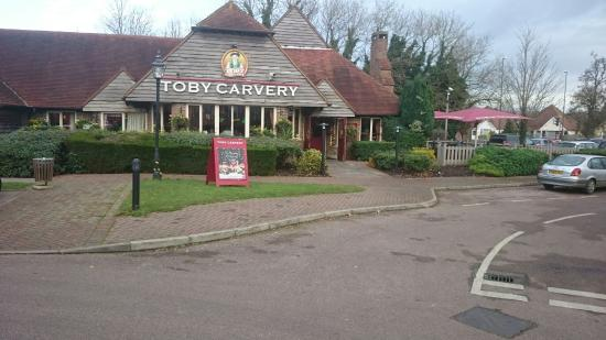 Toby Carvery Langley Green: Toby Carvery, Crawley.