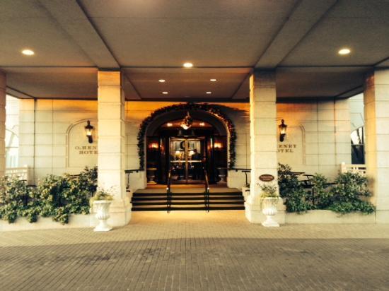 O.Henry Hotel: Entrance