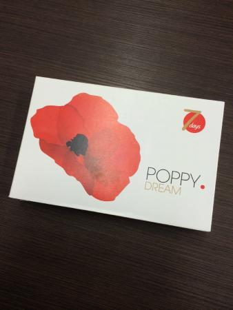 Wellness Hotel Green Paradise: poppy dream gift