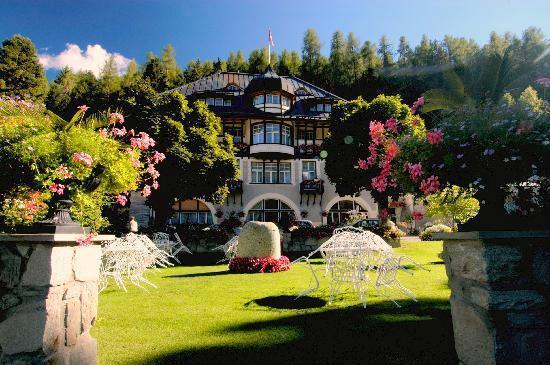 Hotel Villa Post, Vulpera, Switzerland