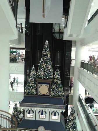 Shopping Patio Paulista: Bonito Para As Festas