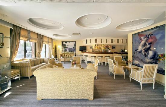 Qualys-Hotel Rueil La Défense : Salon
