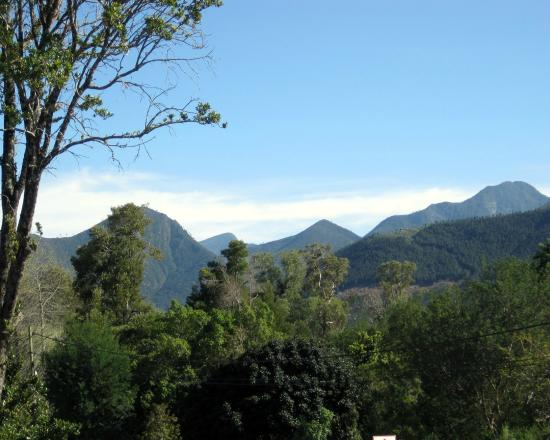 At The Woods Guest House: View from-verandah