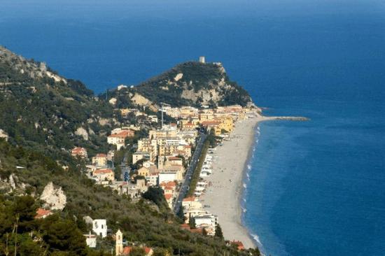 Finale Ligure, Olaszország: Panorama