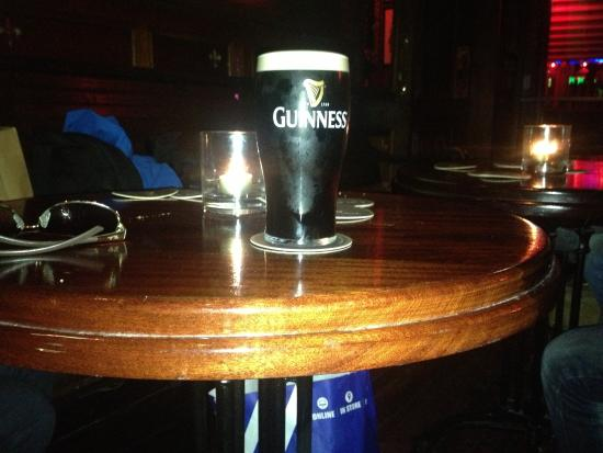 Left Bank: They can pour a pint
