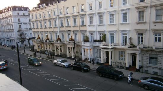 Lidos Hotel : Vista desde la habitación