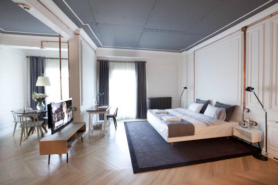 Karakoy Rooms: Studio with sea view