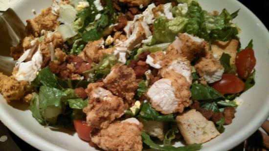 The White Chocolate Grill - Park Meadows: My wife's salad