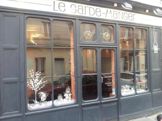 Tarte d 39 yport picture of le garde manger le havre tripadvisor - Restaurant le garde manger le havre ...