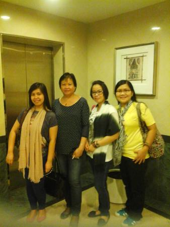 City Stay Hotel Apartment: Near the hotel elevator