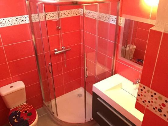 Les Reves d'Or : gite 5 salle de bain