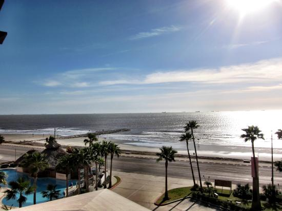 Doubletree By Hilton Hotel Galveston Beach Spectacular Views