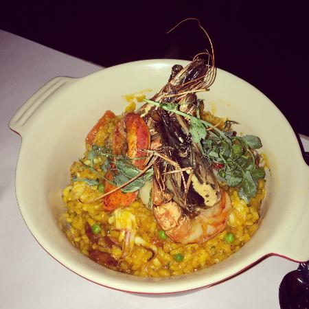 Barroco : Best paella we have ever had!