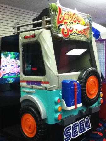 Sebring, Flórida: Video Game Arcade in Lakeshore Mall