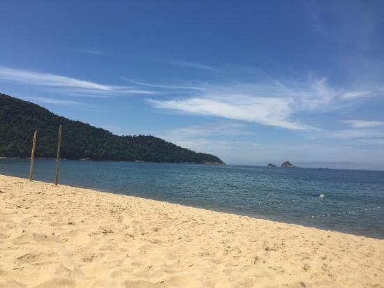 Ciribai Praia Hotel: Praia de Toque-Toque Pequeno
