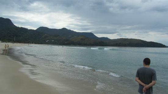 Ciribai Praia Hotel: Praia de Maresias