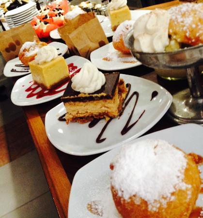 Farmers Fishers Bakers: Dessert Bar