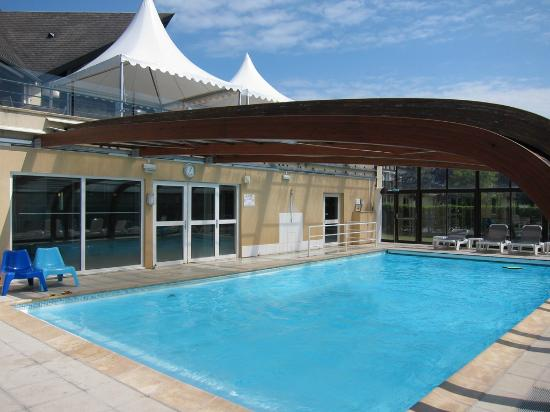 Piscine photo de mercure cabourg hippodrome cabourg for Hotel piscine cabourg